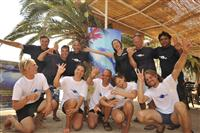 Croatia Divers : team 2009